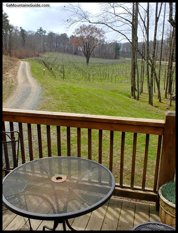 Cartecay Vineyards - GaMountainsGuide.com