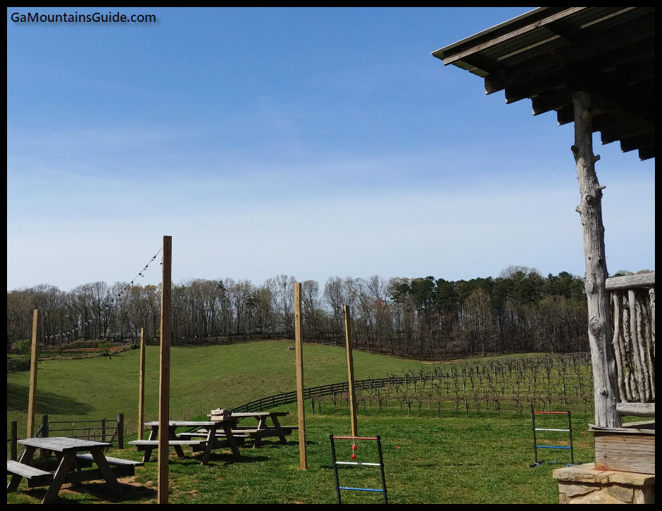 Cavender Creek Vineyards & Winery - GaMountainsGuide.com
