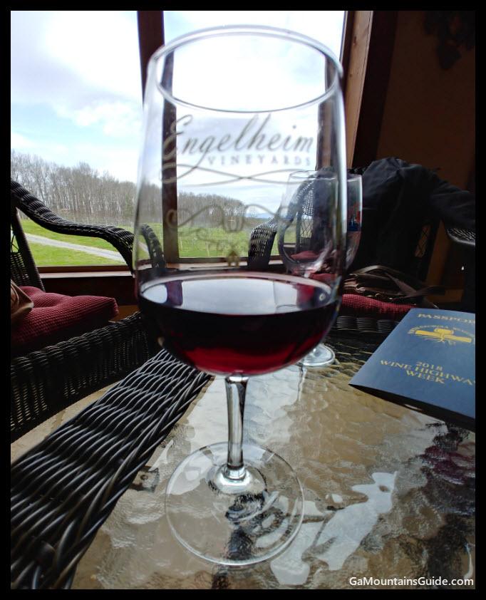 Engelheim Vineyards - GaMountainsGuide.com