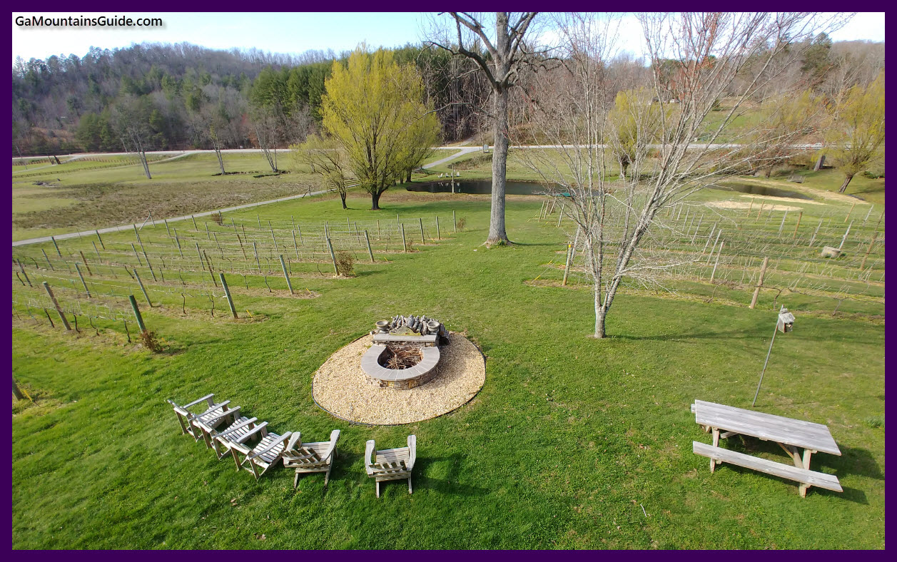 Hightower Creek Vineyards - GaMountainsGuide.com