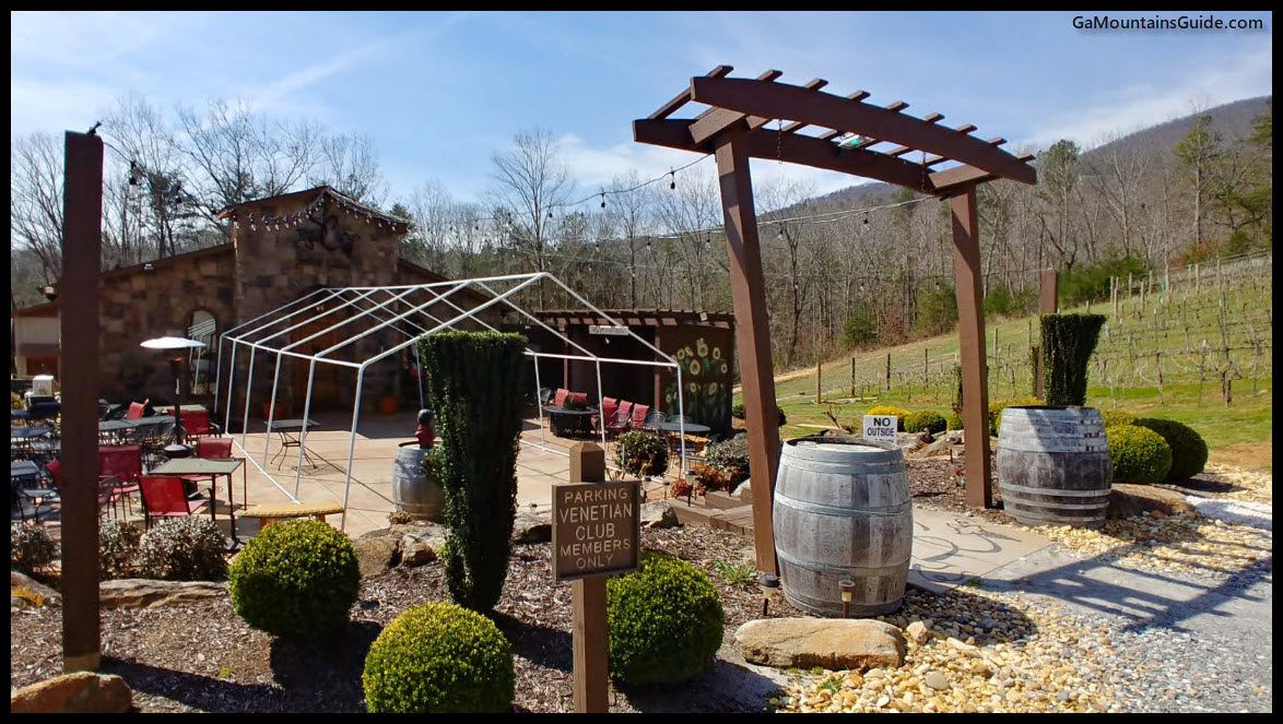 Serenity Cellars - GaMountainsGuide.com