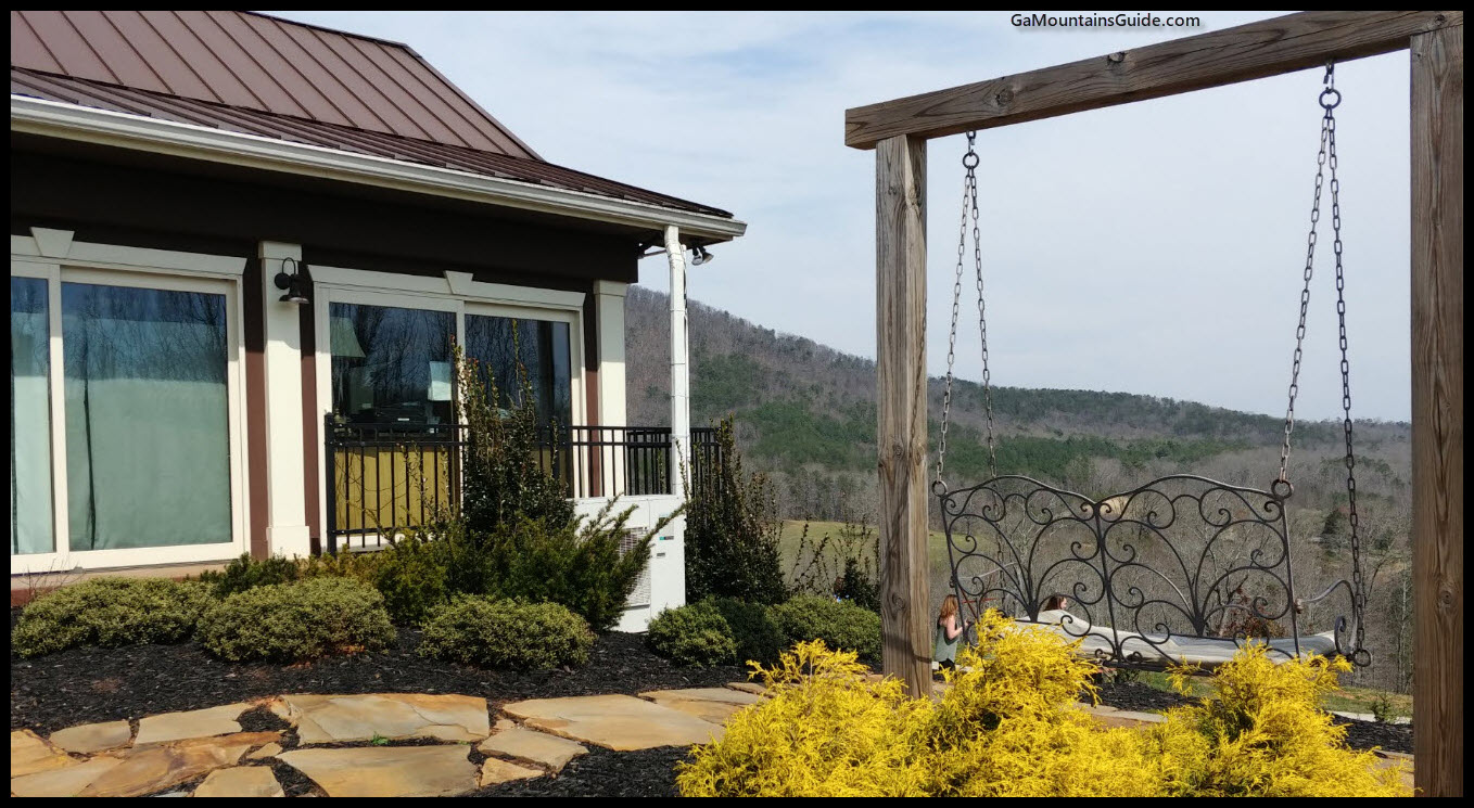 The Cottage Vineyard & Winery - GaMountainsGuide.com