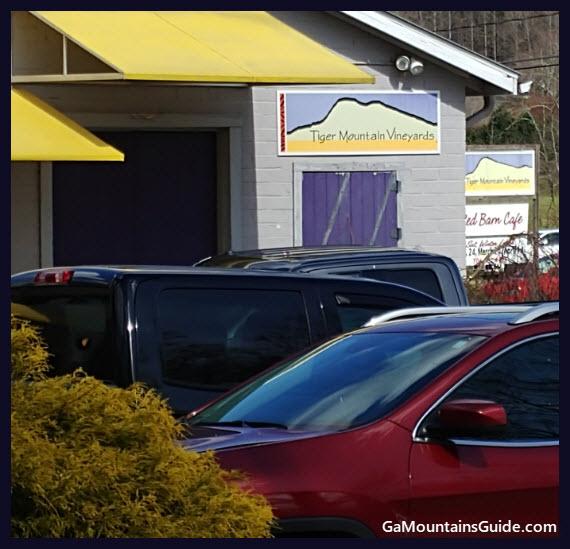 Tiger Mountain Vineyards - GaMountainsGuide.com