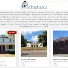 Ga Trust Endangered Properties - GaMountainsGuide.com