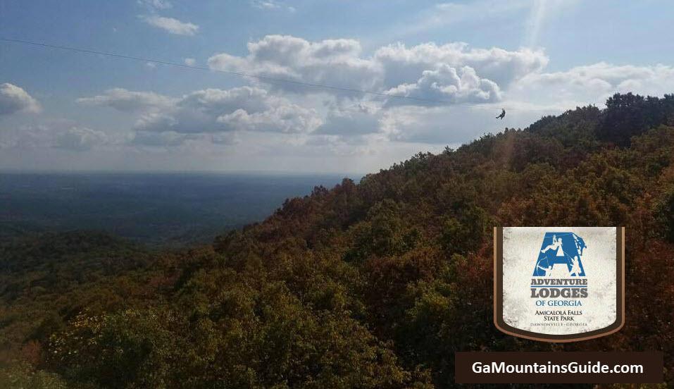 Amicalola-Falls-Zipline-Georgia-Mountains