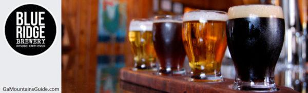 Blue Ridge Brewery Georgia Mountains