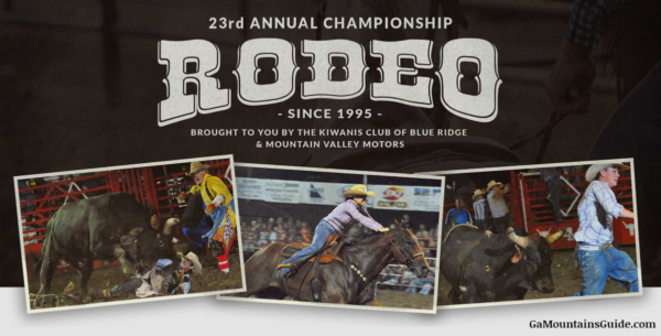 Blue Ridge GA Annual Rodeo