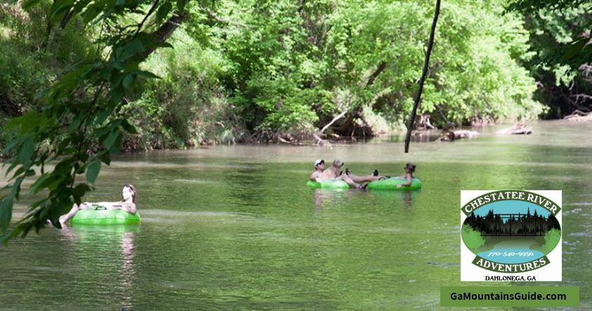 Chestatee-River-Adventures-Tubing-Georgia-Mountains