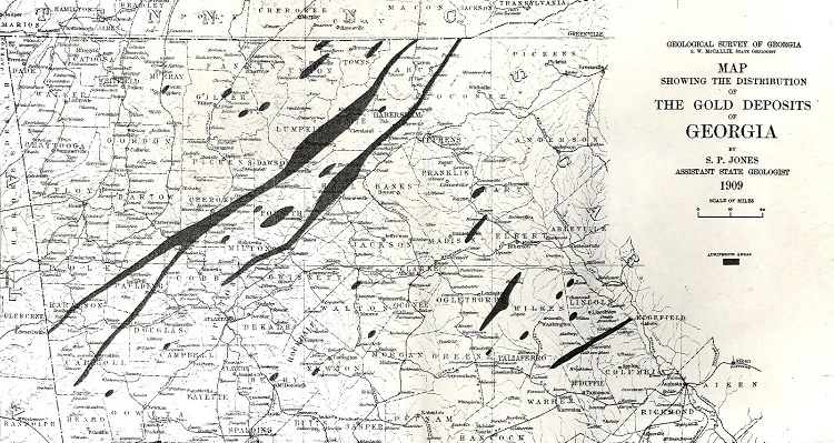 Georgia-Gold-Belt-Map-1909