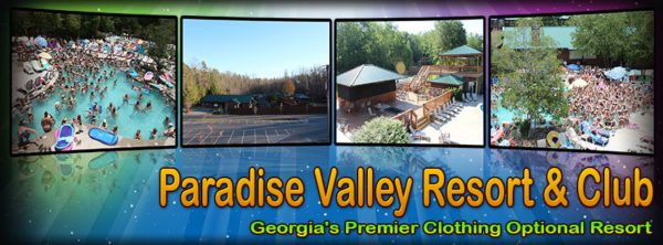 Paradise Valley Nudist Resort in Georgia Mountains