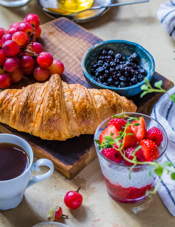 croissant-berries
