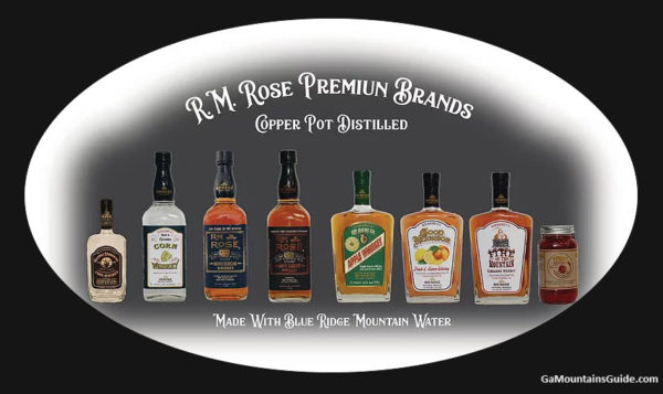 RM Rose Copper Pot Distilled Spirits