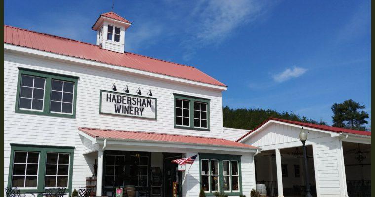 Habersham Winery Entrance - GaMountainsGuide.com