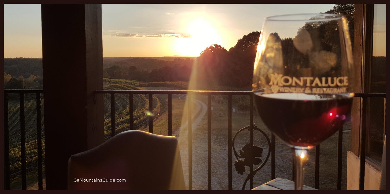 Montaluce Winery Restaurant Ga