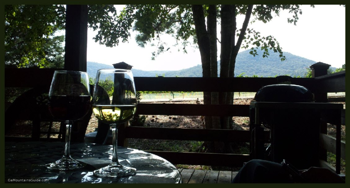 Sharp Mountain Vineyard - GaMountainsGuide.com