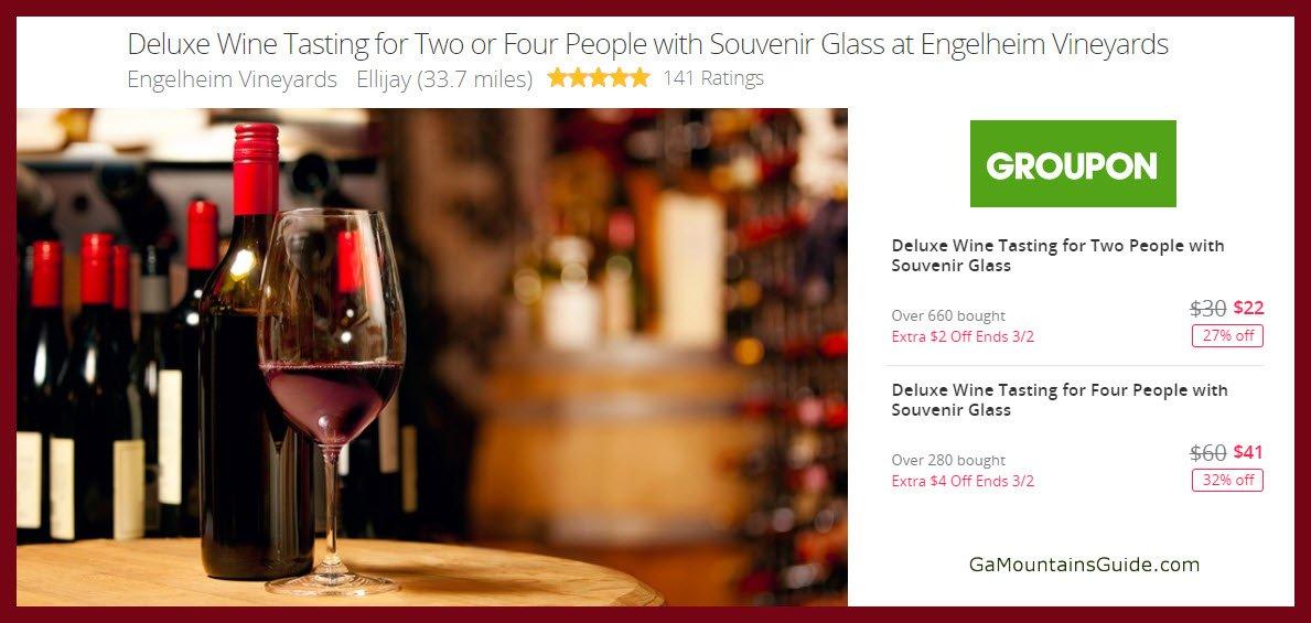 Wine Tastings at Engelheim - GaMountainsGuide