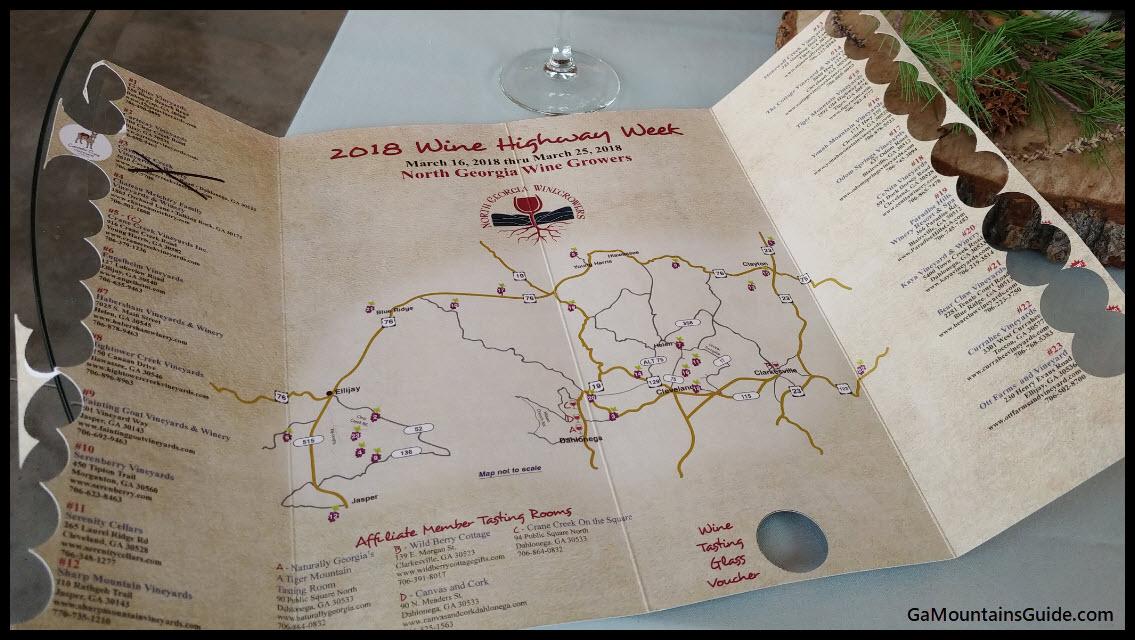 Wine Highway Passport Complete 201803
