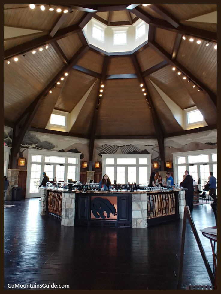 Yonah Mountain Vineyards - GaMountainsGuide.com