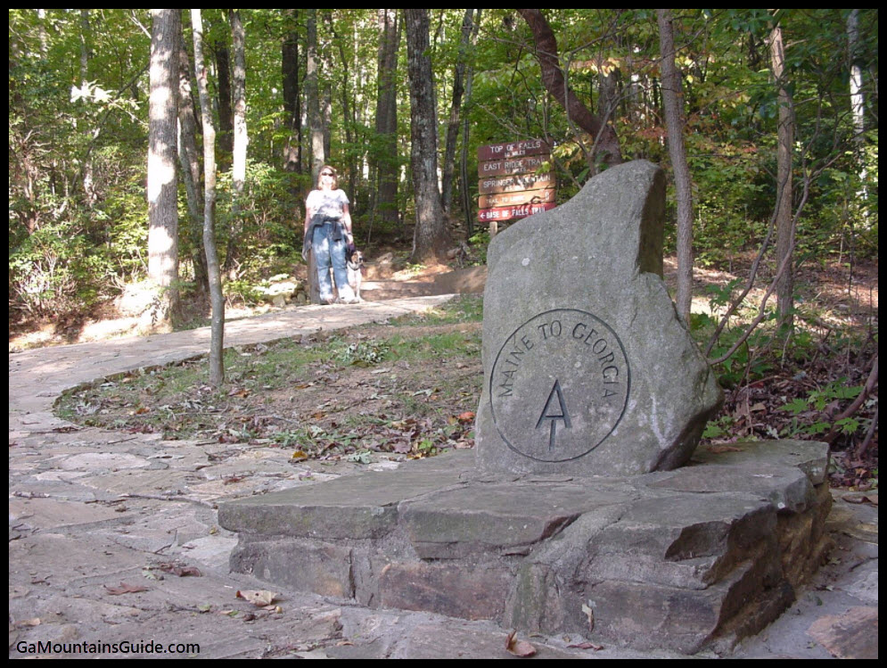 Appalachian Trail - GaMountainsGuide.com