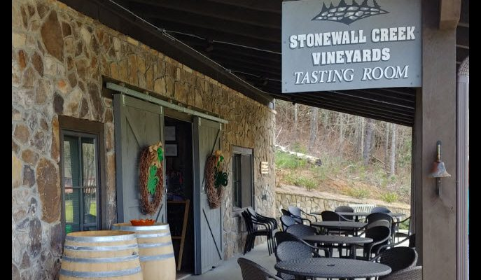 Stonewall Creek Vineyard