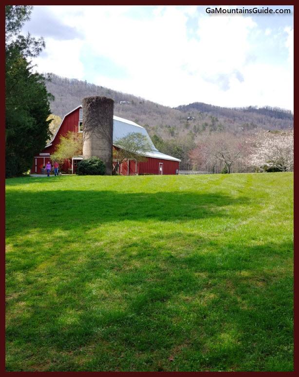 Tiger Mountain Vineyards Red Barn Cafe