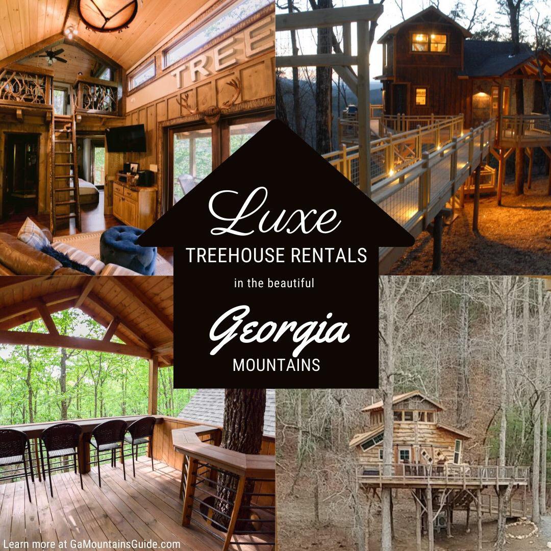 Luxury-Treehouse-Rentals-Georgia-Mountains
