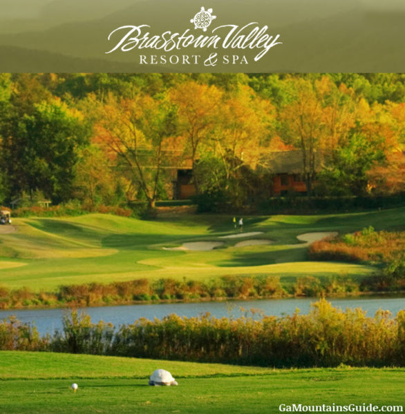 Brasstown Valley Golf in the Georgia Mountains