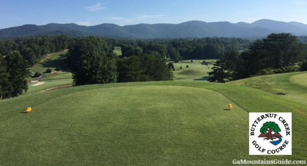 Butternut Creek Golf in the Georgia Mountains
