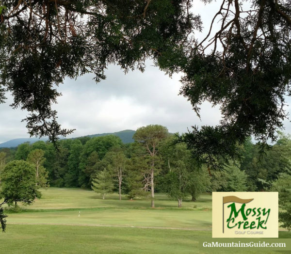 Mossy Creek Golf Course in the Georgia Mountains