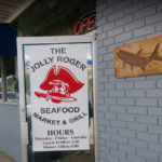 The Jolly Roger Seafood Market and Grill in the Georgia Mountains