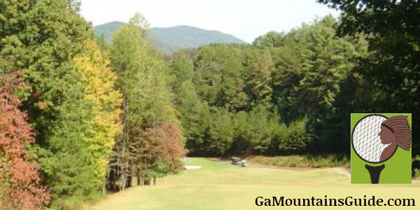 Whitepath Golf in the Georgia Mountains