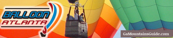 Balloon Atlanta Hot Air Balloon Rides in Ga Mountains
