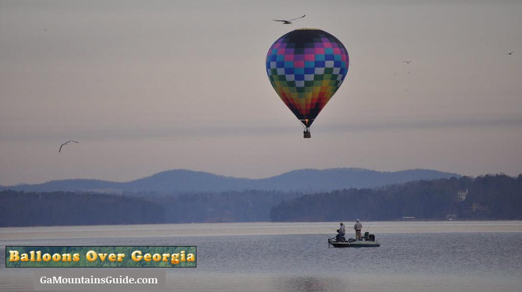 Balloons-Over-Georgia-Hot-Air-Balloons-Ga-Mountains