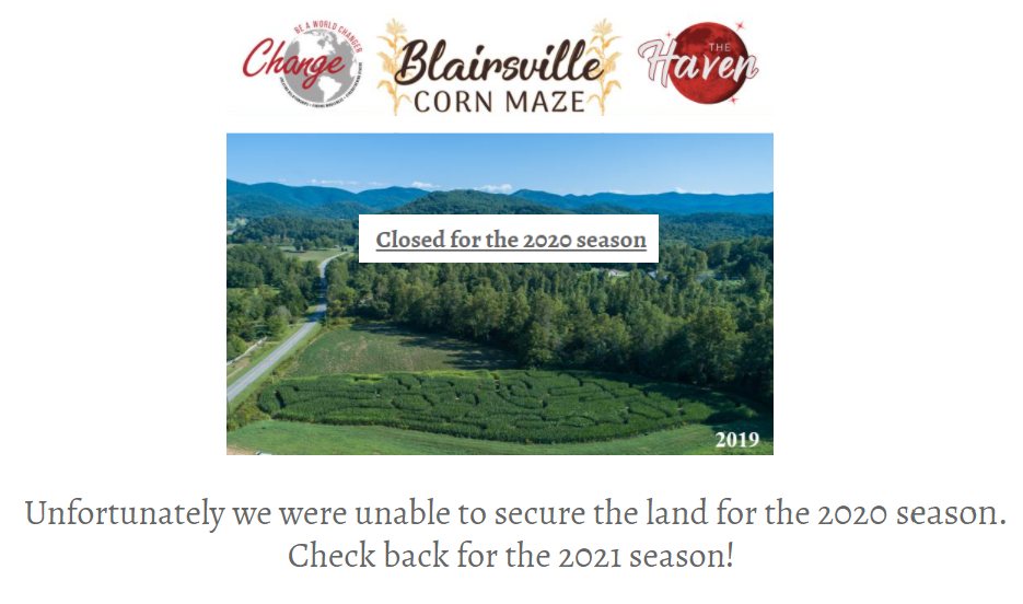 Blairsville-Corn-Maze-North-Georgia-Mountains-Closed-2020