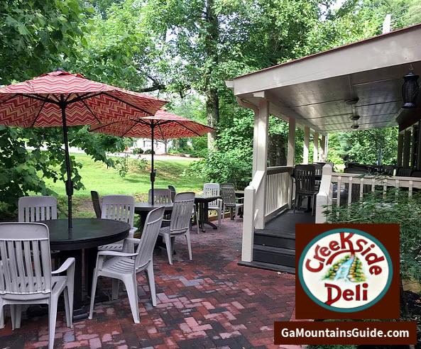 Creekside-Deli-Waterfront-Restaurant-Georgia-Mountains