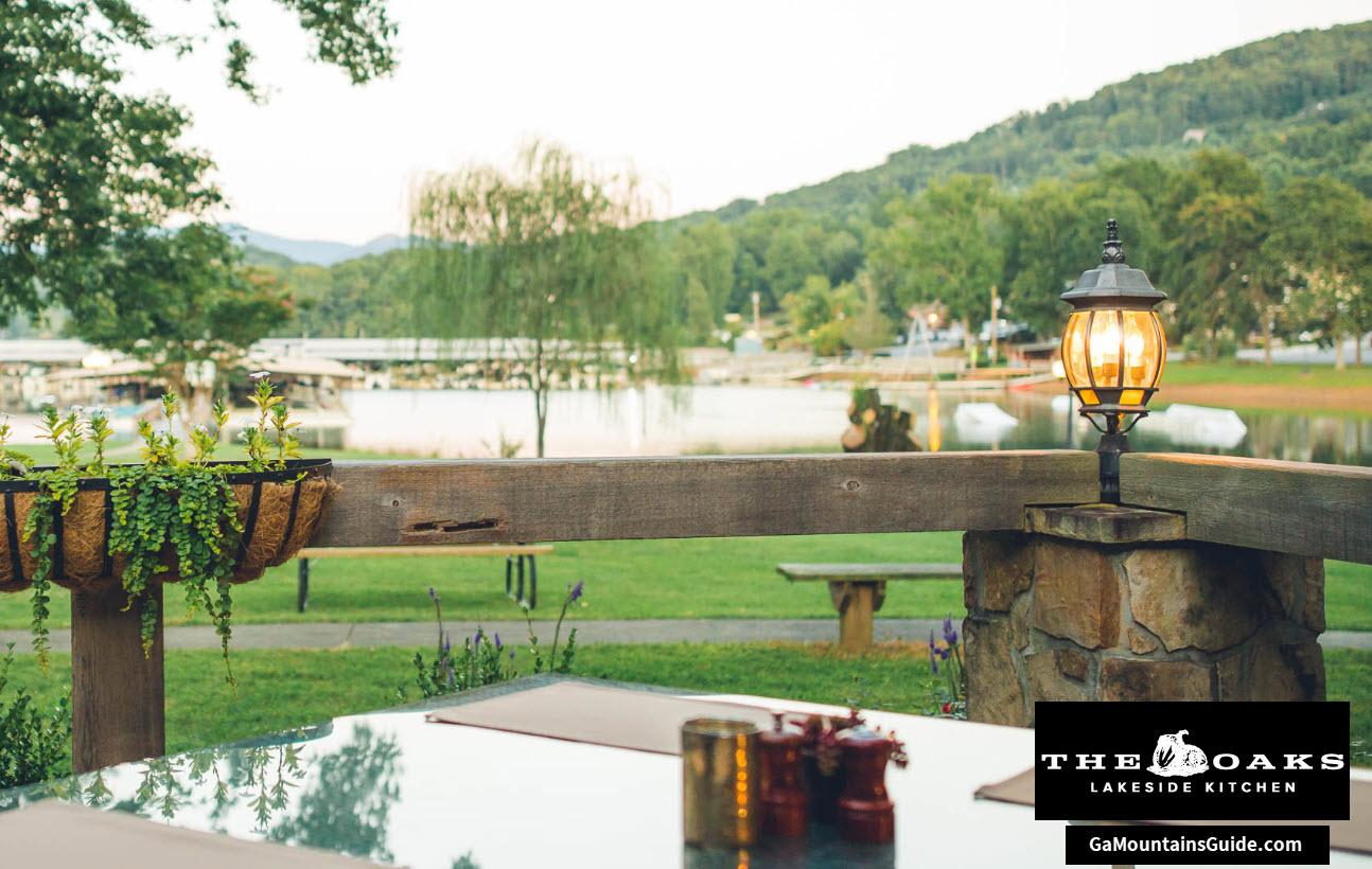 The-Oaks-Lakeside-Kitchen-Waterfront-Restaurant-Georgia-Mountains