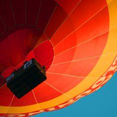Hot Air Balloon Rides in the Georgia Mountains