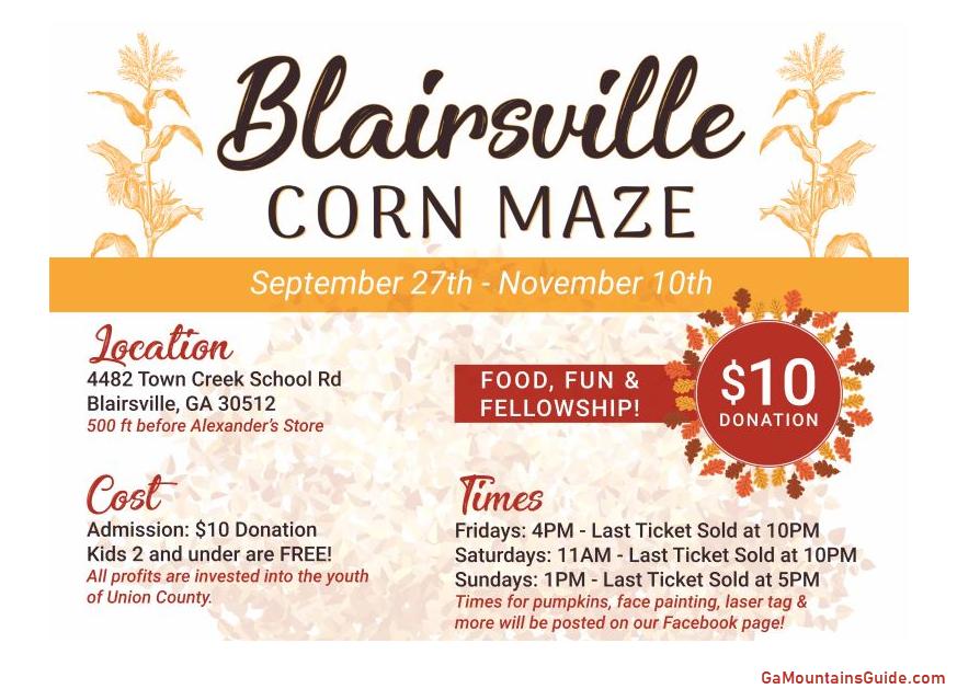 Blairsville-Corn-Maze-North-Georgia-Mountains