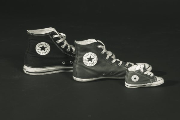 Converse All Star Shoes Man Woman Child