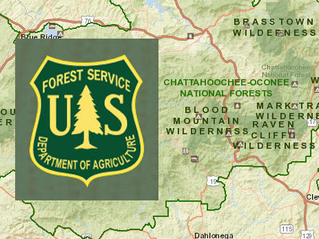 US-Forest-Service-Chattahoochee-Oconee-National-Forests
