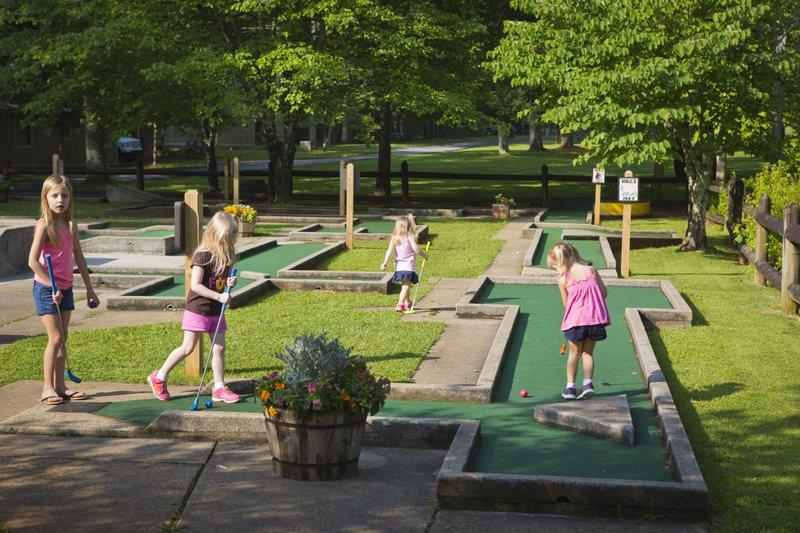 Mini-Golf-Vogel-State-Park-Ga-Blairsville