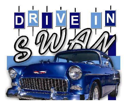 Swan Drive-In Theatre in Blue Ridge, GA #SwanDriveIn