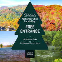 National Public Lands Day Free Entrance for All Visitors