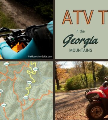 ATV Trails, Parks, and Race Tracks in North Georgia