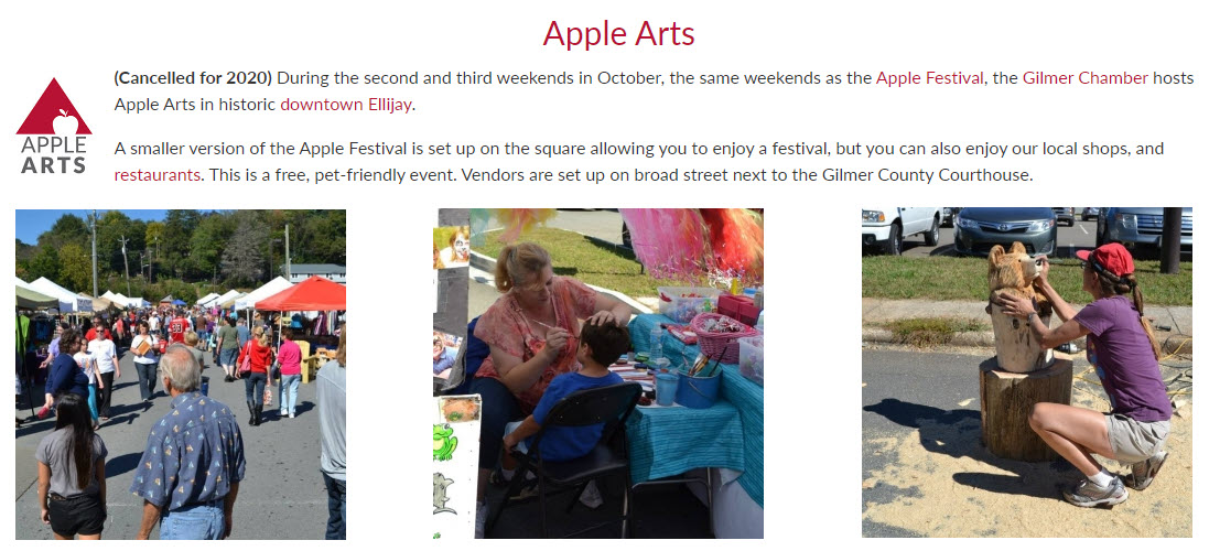 Apple-Arts-On-the-Square-Ellijay-GA