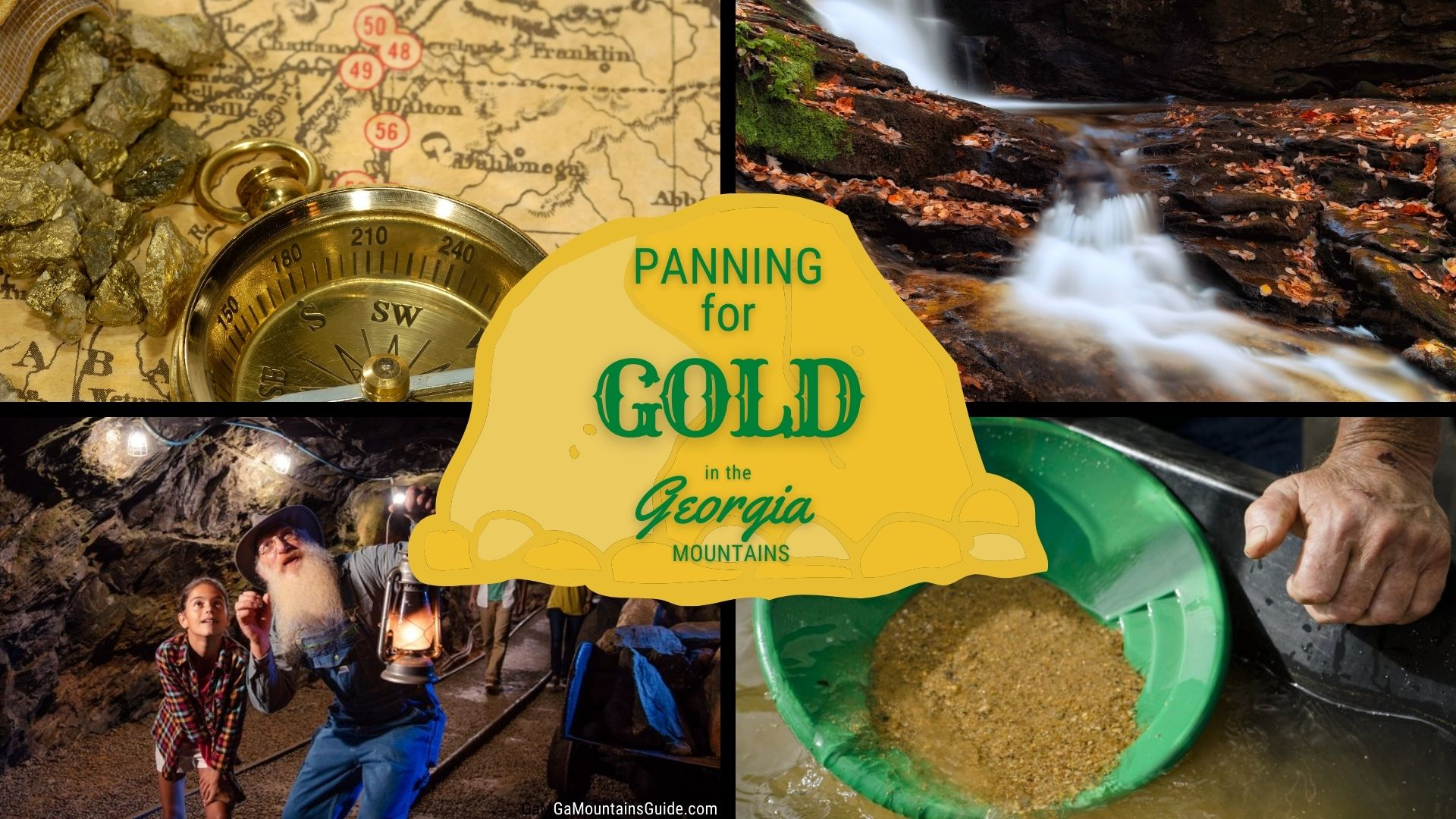Best-Gold-Panning-Georgia-Mountains