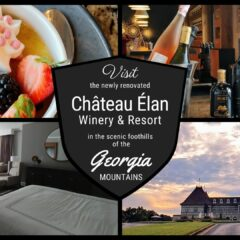 Newly Renovated Chateau Elan Winery & Resort - GaMountainsGuide.com