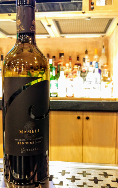 Mameli Fingerprint Collection Red Wine 2017 Chateau Elan Cellars
