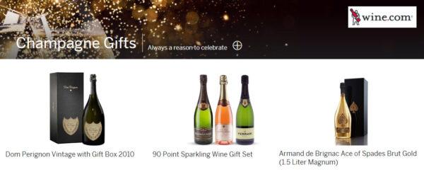 Romantic Wine Gifts